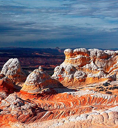 White Pockets Tour - Vermilion Cliffs